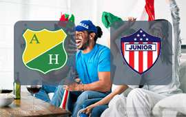Atletico Huila - Atletico Junior